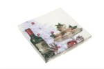 CHRISTMAS PAPER NAPKIN PACK OF 5