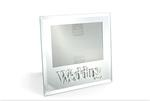 Leonardo LP23981 MIRROR WEDDING FRAME 4 x 6 Inch