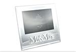 Leonardo LP23977 MIRROR MR & MRS FRAME 4 x 6 Inch