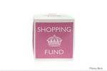 Leonardo LP32989 SHOPPING FUND Money Box PINK