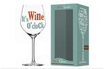 Leonardo LP23608 WINE LOVER O'CLOCK Wine Glass