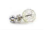 Leonardo LP23917 S/P CRYSTAL RATTLE BLUE