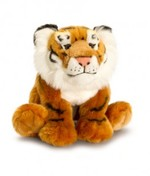 SW3662 33CM LAYING TIGER BY KEEL TOYS