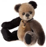 Loafer Limited Edition of 1200 Charlie Bear Mini Mohair Keyring £34.99