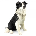 Border Collie Large Ornament LP28069 - Leonardo