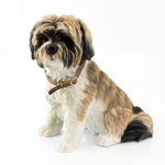 Shih Tzu Large Ornament LP28077 - Leonardo