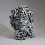 Venus Stone Bust - Edge Sculpture (Pre-order for 4 to 6 weeks arrival)