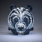 Panda Bust - Edge Sculpture (Pre-order for 4 to 6 weeks arrival)