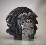 EDGE Sculpture - Chimpanzee Bust EDB12