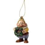 Disney Traditions HAPPY Hanging Ornament SNOW WHITE & 7 DWARFS NEW