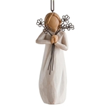 27337 Friendship Hanging Ornament - Willow Tree
