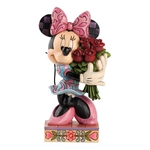 4031480 La Vie En Rose (Minnie Mouse Figurine) - Disney Traditions