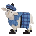 Ewe and Me A23205 CAMERON (Blue Tartan)