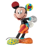 Mickey Mouse Glitter Figurine - Disney Britto