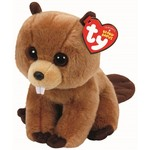TY Beanies Boo Richie The Beaver Plush Toy