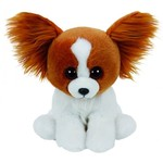 TY Beanies Boo Barks The Dog Plush Toy