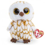 TY Beanies Boo Swoops The Owl Plush Toy