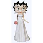 Betty Boop - Wedding 3 Feet Figurine