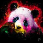 PANDA MURCIANO FRAMED PICTURE - COLLECT IN STORE ONLY