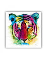 TIGER MURCIANO FRAMED PICTURE - COLLECT IN STORE ONLY