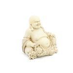 Leonardo Exotic Art Sitting Cream Happy Buddha 6