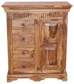MINI SIDEBOARD - INDIAN SHEESHAM WOOD FURNITURE- COLLECT IN STORE