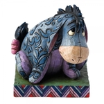 True Blue Companion (Eeyore Figurine) Winnie the Pooh - Disney Traditions