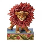 Just Can't Wait to be King (Simba Figurine) Lion King - Disney Traditions