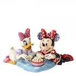 Girl's Night (Daisy & Minnie Figurine) - Disney Traditions