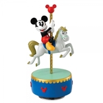 Come to the Fair (Mickey Mouse Carousel Musical Figurine) - Disney Showcase Collection