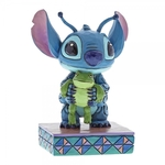 Strange Life-Forms (Stitch with Frog Figurine) Lilo & Stitch