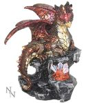 Amberz Red Dragon - Nemesis Now