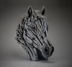 Horse Bust White - Edge Sculpture (Pre-order for 4 to 6 weeks arrival)