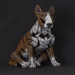 Bull Terrier Brindle - Edge Sculpture (Pre-order for 4 to 6 weeks arrival)