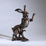 Hare Brown Sculpture - Edge Sculpture (Pre-order for 4 to 6 weeks arrival)