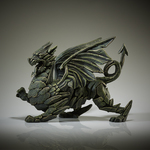 Dragon Green Sculpture - Edge Sculpture (Pre-order for 4 to 6 weeks arrival)
