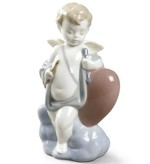 Cupid - Nao by Lladro (Pre-order for arrival up to 3 weeks)