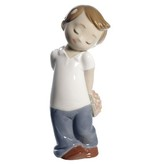 Love is Him - Nao by Lladro (Pre-order for arrival up to 3 weeks)
