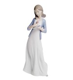 Poems of Love - Nao by Lladro (Pre-order for arrival up to 3 weeks)