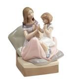 Pat A Cake - Nao by Lladro (Pre-order for arrival up to 3 weeks)