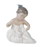 My Blanky! - Nao by Lladro (Pre-order for arrival up to 3 weeks)