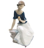 Spring Reflections (Special Edition) - Nao by Lladro (Pre-order for arrival up to 3 weeks)