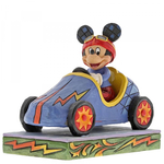 Mickey Takes the Lead Mickey Mouse Figurine - Disney Traditions