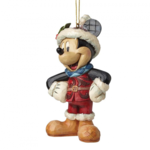 Sugar Coated Mickey Mouse Hanging Orn