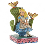 Curiouser and Curiouser (Alice in Wonderland Figurine)