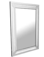 Glamour Silver Mirror 80x120