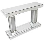 Glamour Console Mirrored Table