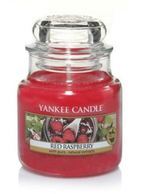 Red Raspberry - Yankee Candle Small Jar 25% OFF