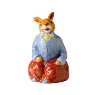 Royal Doulton Bunnykins 75th Anniversary Billy