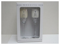 LEONARDO LP33160 WEDDING CHAMPAGNE FLUTES